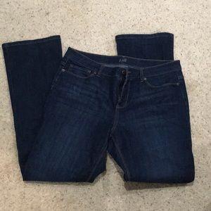 J. Jill jeans in EUC
